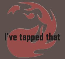 Red mana - I've tapped that by Anarchysmaster