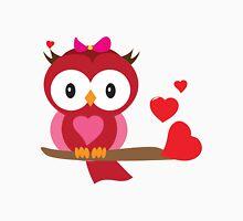 Love Owl Unisex T-Shirt
