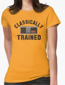 Classically Trained Nintendo T-Shirt Womens T-Shirt
