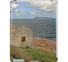 The Lighthouse keeper iPad Case/Skin