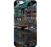 Copenhagen. Nyhavn 17 iPhone Case/Skin