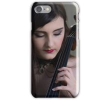 The Cellist iPhone Case/Skin