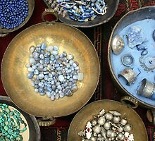 arabic market beads by alixlune