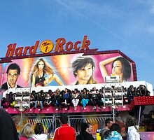 Hard Rock by JacquiK