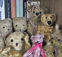 The Reading Group by Lou Chambers