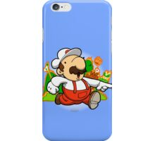 Fire plumber! iPhone Case/Skin