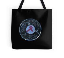 25 Cent for Brest Cancer Tote Bag