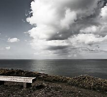 Strumble Head Bench by Paul Davey