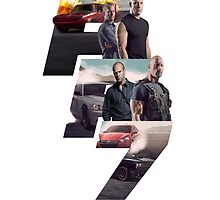 Fast and furious 7 by morgangreen76