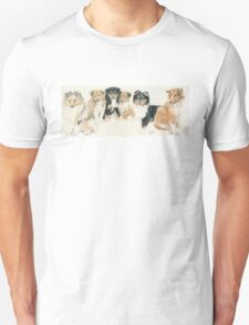 Collie Puppies T-Shirt