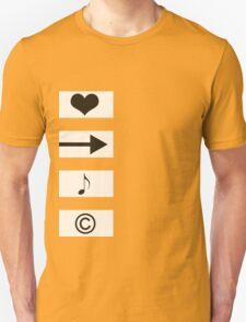 Four Symbols T-Shirt