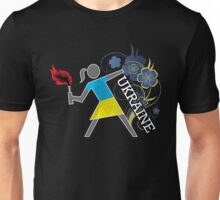 Ukrainian Molotov Girls Unisex T-Shirt