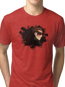 Weakness and Blood Tri-blend T-Shirt