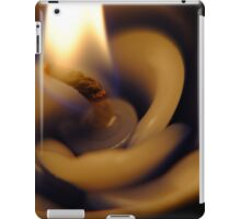 Flower Tea Light iPad Case/Skin