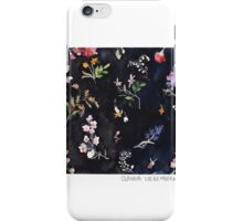 Blooms on Black  iPhone Case/Skin