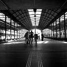 Lucerne Train Station by Stormswept