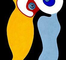 Lovebirds  by Dálor Høegh