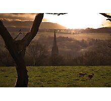 England my England Photographic Print