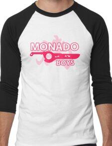 Monado Boys - Xenoblade Chronicles Men's Baseball ¾ T-Shirt