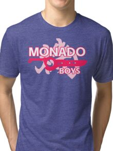 Monado Boys - Xenoblade Chronicles Tri-blend T-Shirt