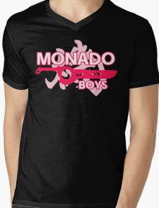 Monado Boys - Xenoblade Chronicles Mens V-Neck T-Shirt