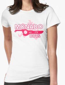 Monado Boys - Xenoblade Chronicles Womens Fitted T-Shirt
