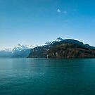 Mountains at lake Lucern by peterwey