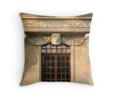 caryatids Throw Pillow