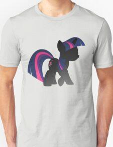 Monochrome Twilight Sparkle T-Shirt