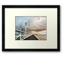 Camerons Bight - Sorrento/Blairgowrie, Mornington Peninsula Framed Print