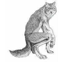 Good werewolf by WolfPathStudio