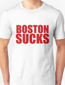 Los Angeles Angels - BOSTON SUCKS T-Shirt