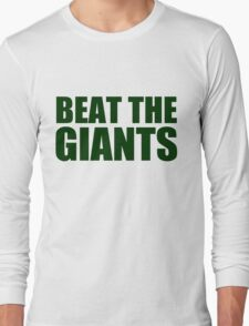 Oakland Athletics - BEAT THE GIANTS T-Shirt