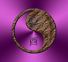 Libra & Rooster Yin Earth by astrodesigner75