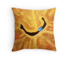 Slipped Through a Rent in Time * Throw Pillow