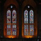 Stained Glass by Pugin by WatscapePhoto