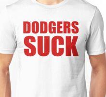 Arizona Diamondbacks - DODGERS SUCK Unisex T-Shirt