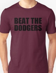 San Francisco Giants - BEAT THE DODGERS T-Shirt