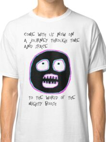 The Mighty Boosh - Time and Space Classic T-Shirt