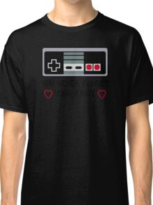 Never Forget Your First Nintendo Classic T-Shirt
