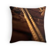 like i was never there Throw Pillow