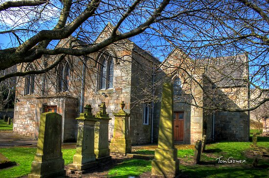 St Mary's at Ratho by Tom Gomez