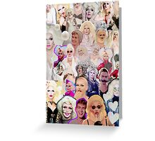 Show me your #PearlFace Greeting Card