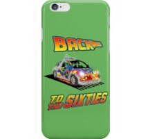 Back to The Sixties - Austin Powers iPhone Case/Skin