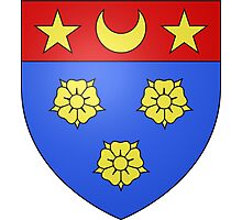 Longueuil Coat of Arms  Photographic Print