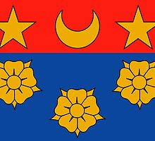 Flag of Longueuil  by abbeyz71