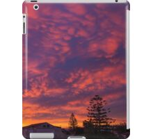 sky colours iPad Case/Skin
