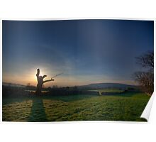Yorkshire Sunrise Poster