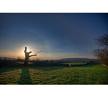 Yorkshire Sunrise Photographic Print