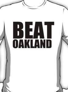 San Francisco Giants - BEAT OAKLAND T-Shirt